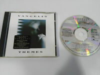 VANGELIS THEMES SOUNDTRACK OST BSO CD 1989 GERMAN EDITION BLADERUNNER