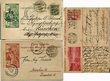 SWITZERLAND Postcard  Cover Postage Stamp Collection