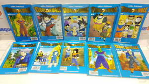 COLECCIÓN DRAGON BALL SERIE AZUL BOLA DE DRAGON COMICS