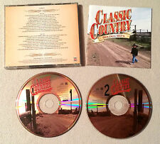 CLASSIC COUNTRY GOLDEN 80'S ( TIME LIFE TL 626/10 ) RARE - CD COMME NEUF