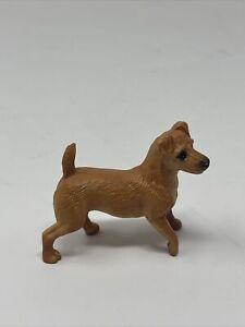 Breyer~Classic Vet Care~Tan Jack Russell Terrier~Companion Animal~Dog