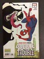 VENOM & SPIDER-MAN DOUBLE TROUBLE 1 2 3 4 set MARVEL Mariko Tamaki Gurihiru NM