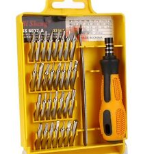 32pcs Torx Screw Driver Electronic Magnetic Precision Repair Kit Repair Tool Set
