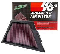 KA-1406 K&N Replacement Air Filter KAWASAKI ZX14R NINJA/ZZR1400 06-10 (KN Powers