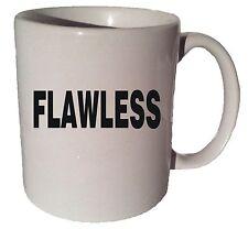 FLAWLESS BEYONCE quote 11 oz coffee tea mug, Gift for Beyonce Fan, Birthday gift