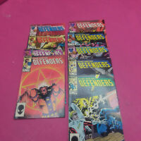 9 MARVEL THE NEW DEFENDERS COMICS *SEE DESCRIPTION* (80)