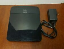 Cisco Linksys Router E1200 with Power Cord