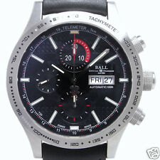 BALL Stokeman Storm Chaser Chronograph CM2092C-LJ-BK Automatic Men's With Box