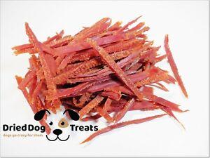 [100g] A169 Duck Breast Soft Thin Sticks-treats snacks chews healthy natural