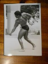 BODYBUILDER bodybuilding muscle ORIGINAL photo