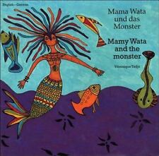 Mamy Wata and the Monster (English-German) (Veronique Tadjo)-ExLibrary