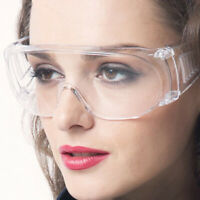 Anti-Virus Dust-proof Glasses For Work Protective Safety Goggles Windproof New