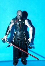 STAR WARS LEGACY GALEN MAREK SITH FORCE UNLEASHED  LOOSE COMPLETE