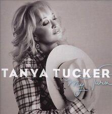 My Turn by Tanya Tucker (CD, Jul-2009, Saguaro Road)