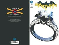 (2018) BATMAN #50 MIKE MAYHEW COMIC POP EXCLUSIVE VARIANT COVER Limited to 3000!