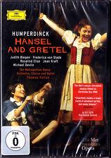 DVD HUMPERDINCK: HÄNSEL UND GRETEL Frederica von Stade Judith Blegen FULTON Neu
