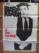 3002      EL GRAN CARA DE PALO BUSTER KEATON