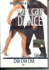 YOU CAN DANCE: SALSA, CHA CHA CHA - DVD NUOVO