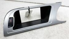 Audi A4 B8 Dashboard Display Screen Surround 2008 To 2011 8k2857185h +WARRANTY