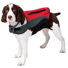 Onyx Neoprene Pet Dog Life Jacket Vest PFD - Large - Red/Grey 157200-100-040-12