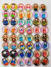 20 HANDBAG//SHOE//WINE//SHOPPING CABOCHONS-12MM-GLASS//FLATBACK//GEMS-CABOCHON-LADY