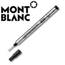 Mont blanc Le Grand Tintenroller Mine Rollerball F Mystery Black schwarz