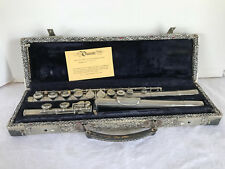 VTG GEMEINHARDT ELKHART INDIANA Serial Number 102550 From 1961-65 Original Case
