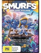 SMURFS - The Lost Village : NEW DVD