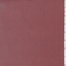 Dark Pearl Mauve Velvet Corduroy, Fabric By The Yard