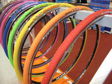 TR730OR 2 Road Bicycle tires Fixie Pops Duro 700x24 Skidding Fixed Racing Orange