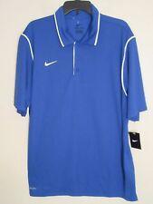 NEW NIKE Mens Polo Golf Shirt M L XL 2XL 4XL Blue Black Maroon Gray Green