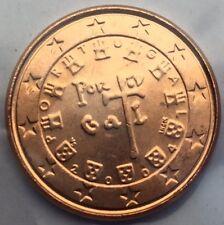 Portugal 1 centime Euro 2004 Neuve