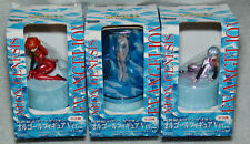 New Sega Evangelion Fly Me To The Moon Music Box Collection Complete Set of 3