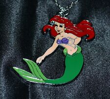 Ariel The Little Mermaid Princess Girls Necklaces Jewelry Pendant Trinket Gifts