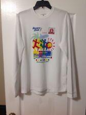 Space Coast Marathon 2007 Cocoa, Florida Unisex Long Sleeve T-Shirt Size L