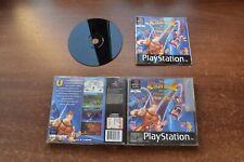 video gioco retro game sony play station 1 ps1 psx one pal ita Disney Hercules