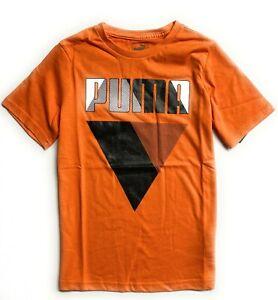 PUMA Boys' Graphic T-Shirt (4-16 Years)