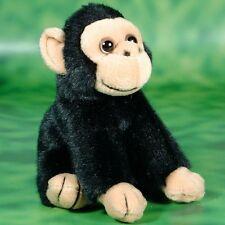 13cm Chimp Soft Toy - Premier Collection - Cuddly Stuffed Monkey Plush Toy