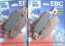 Full Set of EBC FA229 & FA231 HH Front Brake pads Suzuki M1500  Intruder 2009-13
