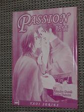 Passion yaoi manga #1 - Shinobu Gotoh Shoko Takaku 2004 OOP June