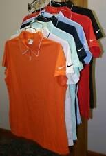 Nike Golf Womens DRI-FIT Polo Ladies Size S, M, L, Johnny Collar Sport Shirts