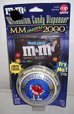 #3533 NRFC M & M's Millenium 2000 Candy Dispenser Limited Edition