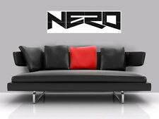 "NERO BORDERLESS MOSAIC TILE WALL POSTER 47"" x 16.5"" DUBSTEP"