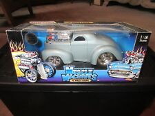 muscle machines 1:18 41 willys coupe die-cast