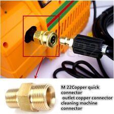 M22 Mâle à 1cm Npt Mâle Tuyau Fil Adaptateur Diamètre Intérieur 14mm/4cm 58