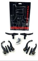 Promax Complete Front&Rear Mountain Bike V-Brake Set, Levers&Calipers