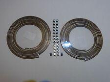 2 x 5 m Kunifer-Bremsleitung 4,75 mm + 26 x Verschraubung Bördel F, BMW 02 + NK