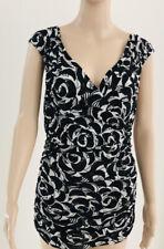 Classiques Entier Atelier Women's Silk Blend Sleeveless Blouse XL. EUC