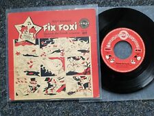 Rolf Kauka - Fix und Foxi/ Gunnar Möller - Quaack, der Frosch 7'' Single