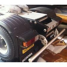 1/14 rc car truck Metal parts metal rear bumper set for Tamiya Man scania
